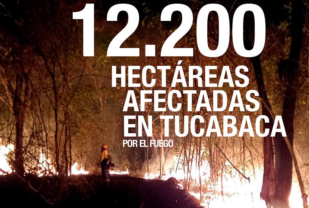 Zona Área Protegida Tucabaca (10 de agosto 2021)